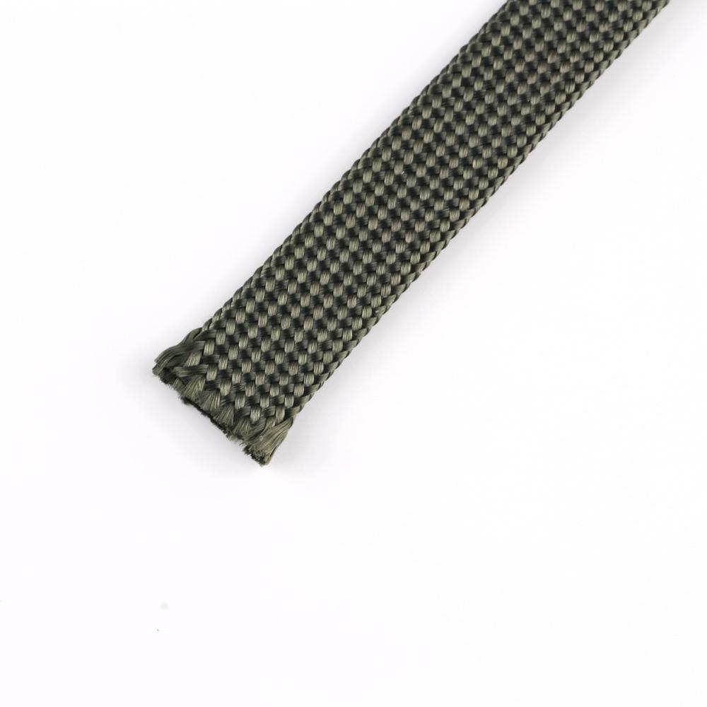 军绿色诺梅克丝编织护套